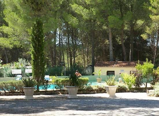 Camping avec piscine lambesc bouches du rh ne provence - Camping aix en provence avec piscine ...